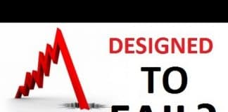 Designed to fail text